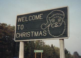 alger county online homepage - White Pine Lodge Christmas Mi