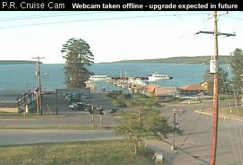 Munising Michigan Webcam